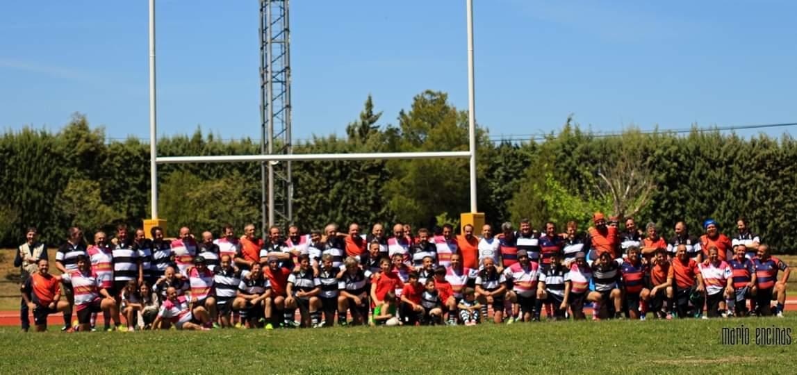 Torneo de veteranos de rugby de Cáceres 2019