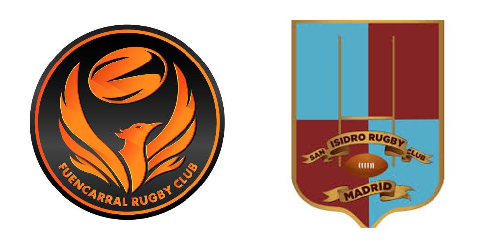 Partido de veteranos entre Fuencarral Rugby Club y San Isidro