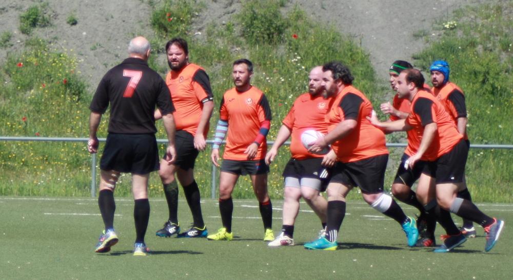 Motivación para el rugby y para la vida