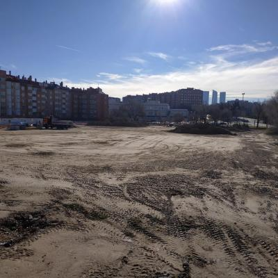 Obras Campo Rugby Tres Olivos Fuencarral07