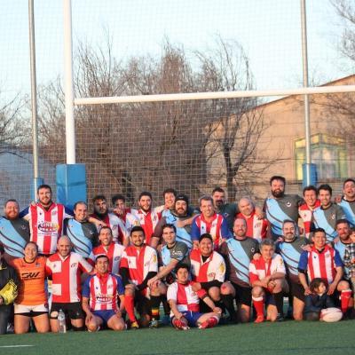 Partido contra Atlético Club de Socios 16/02/2019