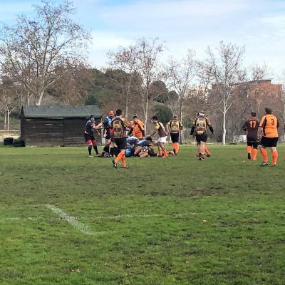 Partido Rugby Veteranos Fuencarral Getafe01