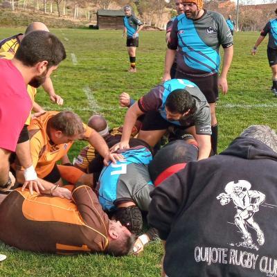 Partido Rugby Veteranos Fuencarral Getafe07