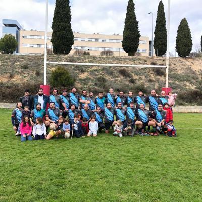 Partido Rugby Veteranos Fuencarral Getafe10