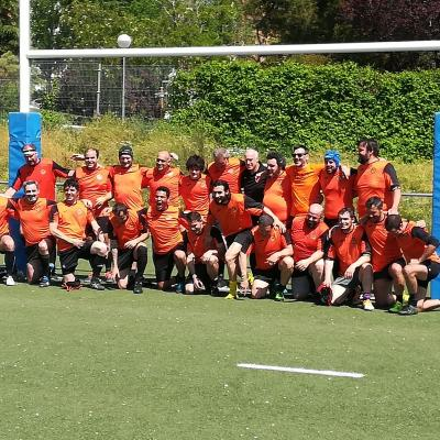 Primer Equipo Fuencarral Rugby Club