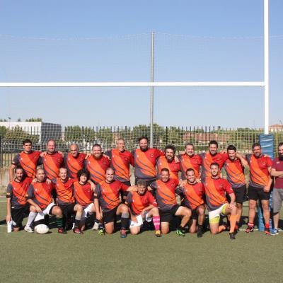 Rugby Fuencarral Plantilla 2018