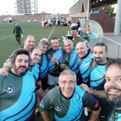 Viaje Torneo Valencia Rugby Fuecarral Veteranos00