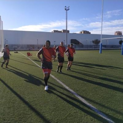 Viaje Torneo Valencia Rugby Fuecarral Veteranos02
