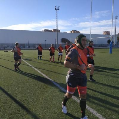 Viaje Torneo Valencia Rugby Fuecarral Veteranos03