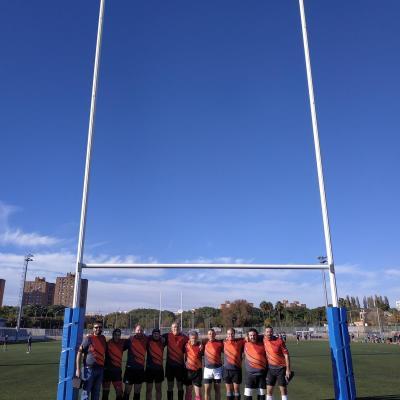 Viaje Torneo Valencia Rugby Fuecarral Veteranos08