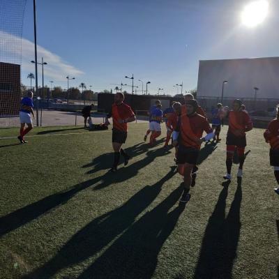 Viaje Torneo Valencia Rugby Fuecarral Veteranos10