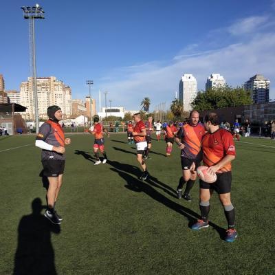 Viaje Torneo Valencia Rugby Fuecarral Veteranos11