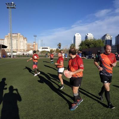 Viaje Torneo Valencia Rugby Fuecarral Veteranos12