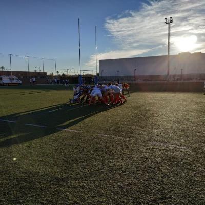 Viaje Torneo Valencia Rugby Fuecarral Veteranos18