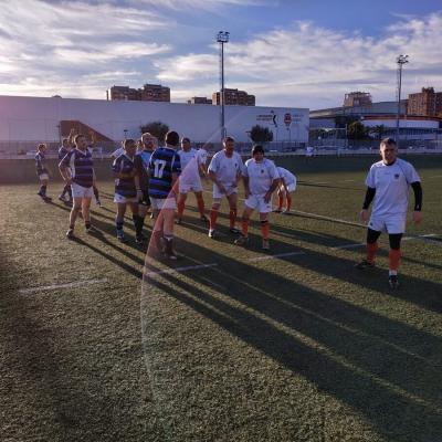 Viaje Torneo Valencia Rugby Fuecarral Veteranos20