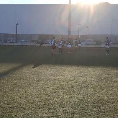 Viaje Torneo Valencia Rugby Fuecarral Veteranos23