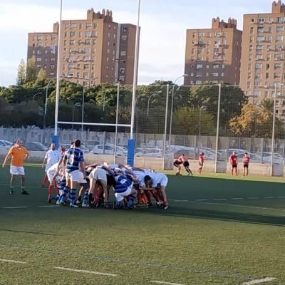 Viaje Torneo Valencia Rugby Fuecarral Veteranos25