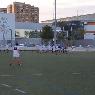 Viaje Torneo Valencia Rugby Fuecarral Veteranos29