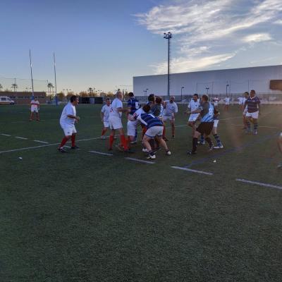 Viaje Torneo Valencia Rugby Fuecarral Veteranos31