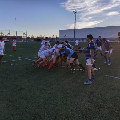 Viaje Torneo Valencia Rugby Fuecarral Veteranos33