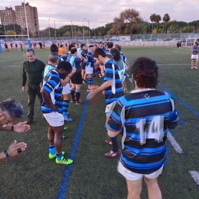 Viaje Torneo Valencia Rugby Fuecarral Veteranos35