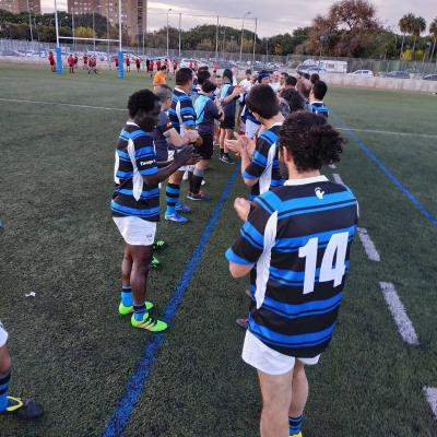 Viaje Torneo Valencia Rugby Fuecarral Veteranos37
