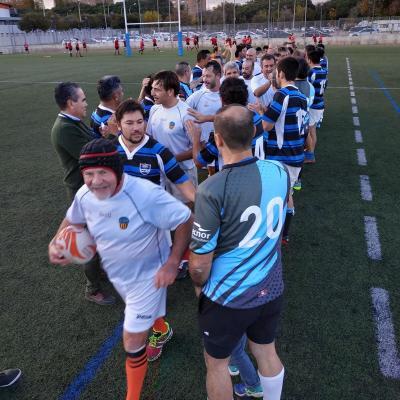 Viaje Torneo Valencia Rugby Fuecarral Veteranos39