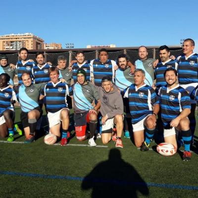 Viaje Torneo Valencia Rugby Fuecarral Veteranos46