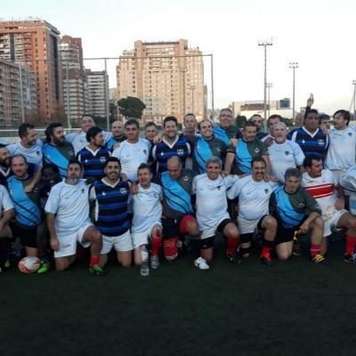 Viaje Torneo Valencia Rugby Fuecarral Veteranos47