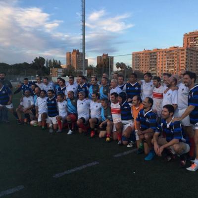 Viaje Torneo Valencia Rugby Fuecarral Veteranos48