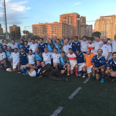 Viaje Torneo Valencia Rugby Fuecarral Veteranos49