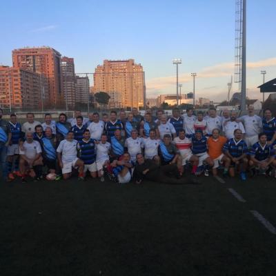 Viaje Torneo Valencia Rugby Fuecarral Veteranos51