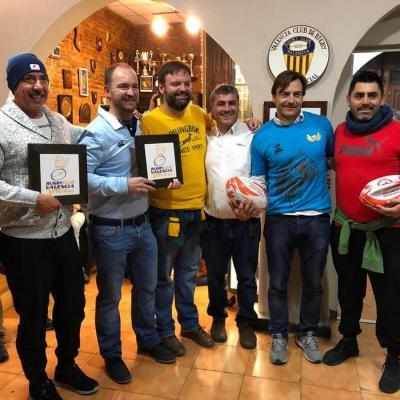 Viaje Torneo Valencia Rugby Fuecarral Veteranos62